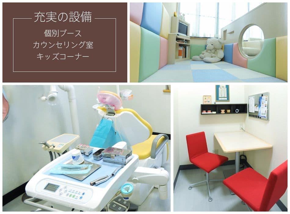 いわきり歯科の治療体制